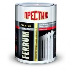 Эмаль Феррум акриловая для радиаторов 0,9кг.