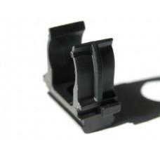 Клипса TDM 20мм черная (10шт) 0405-0112 упаковка