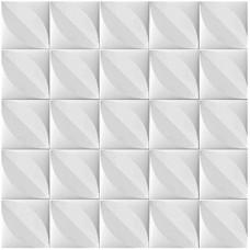 Плита потолочная 4002 белая уп.2м кв(8плит)