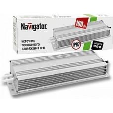 Драйвер Navigator д/св/ламп и модулей ND-P100-IP67-12V 71473