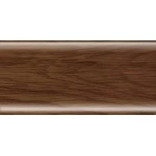 Заглушка для плинтуса пара ПВХ Рико Лео 56мм 2шт/уп 170 Дуб венеция