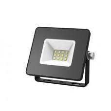 Прожектор Gauss LED 10W IP65 6500K черный Промо