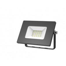 Прожектор Gauss LED 20W IP65 6500K черный Промо