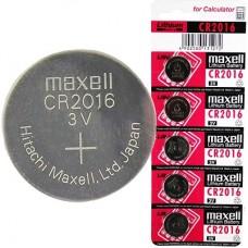 Батарейки Maxell Сell CR2016 5*BL
