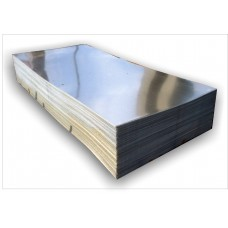 Плоский лист цинк 0,45*1,0*2,0м
