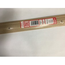 Кант полукруглый 40мм 0,9 Дуб жемчужный