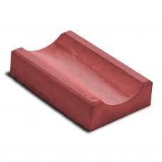 Водосток 400*170*70 (сух/прес) красный