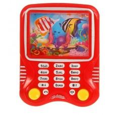 """Водная игра на листе """"Телефон"""" 12 шт"""