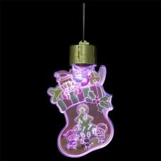 217-F Декоративный светильник Носок Н-10см