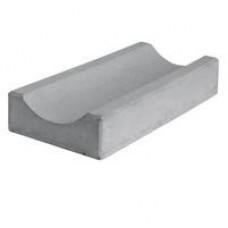Водосток 600*200*40 серый литье