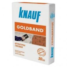 Смесь штукатурная Кнауф Гольдбанд 30кг белый(40)Распродажа