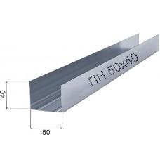 Профиль ПН 50*40*3м 0,50мм