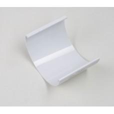 Соединитель желоба №11 (125/90) Plastmo, белый