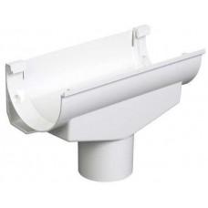 Воронка расширительная №11 (125/90) Plastmo, белый