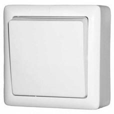 Выкл. 1кл. о/п белый А16-131