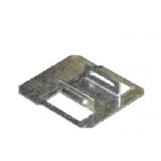 Скоба крепежная к рейке монтажной (1уп=100 шт)