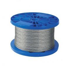 Трос стальной(Zn) МФ катушки д.8,0  DIN 3055