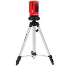 Уровень лазерный Матрикс 35023 100мм. штатив 1260мм. самовырав