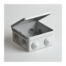 Коробка распаячная TDM 80*80*50 о/п 7вх 1401-0512