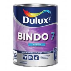 Краска в/э BINDO № 7 BW Acomix матовая для стен и потолков 1л. Dulux