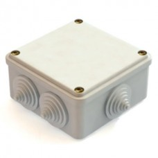 Коробка распаячная TDM 100*100*55 о/п 8вх 1401-0113