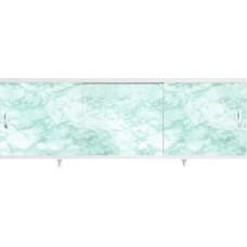 Экран к ванне 1,5м нежно-зел-мрамор (12)