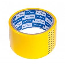 Скотч прозрачный желтый 50мм*40мкм*57м