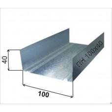 Профиль ПН 100*40*3м 0,40мм