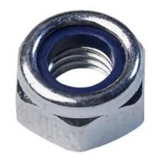 Гайка со стопорным кольцом М6(416шт/кг)