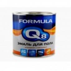 Эмаль ПФ-266 Красно-коричневая 1,9кг FORMULA Q8(6)