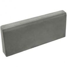 Бордюр тротуарный 580*195*50мм серый литье