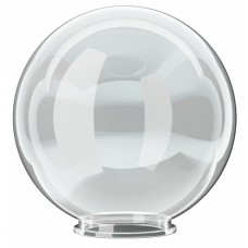 Рассеиватель TDM ПММА 300мм шар прозрачный (байонет 145мм)