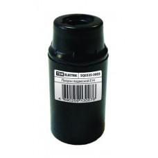 Патрон TDM  E14 карболитовый черный подвесной