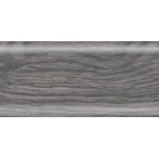 Заглушка для плинтуса пара ПВХ Рико Лео 56мм 2шт/уп 146 Кедр алтайский