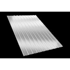 Профнастил С-8 Цинк (1200/1150) 0,40мм 2м