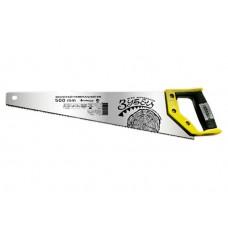 "Ножовка по дереву ""Зубец"" 400мм*10, 2-х комп.ручка 23820 Сибртех"