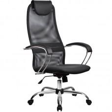 Офисное кресло BK-8 черный + Комплект Ch