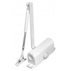 Доводчик дверной SD-2020 45кг белый