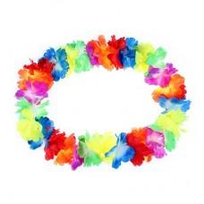 Венок Гавайский разноцветный HAW-V01