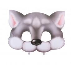 Карнавальная маска Волк 603049
