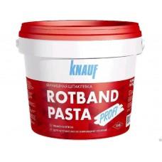Шпатлевка Ротбанд Паста Профи готовая 18кг.