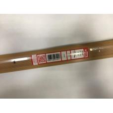 Кант полукруглый 40мм 0,9 Сосна