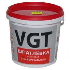 Шпатлевка Акриловая д/нар.и вн.работ 1,7кг ВГТ (влагостойкая)