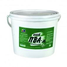 Клей ПВА строительный радуга 5кг. зеленая этикетка