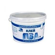 Клей ПВА-М универсальный морозостойкий 1кг. белая этикетка