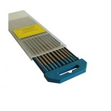 Электроды вольфрам WL-20 d-4,0мм синий