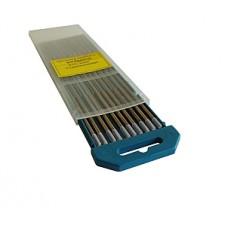 Электроды вольфрам WL-20 d-3,0мм I-175мм