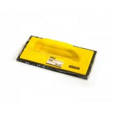 Терка с резиновым покрытием 280*140мм (25/50) Бибер
