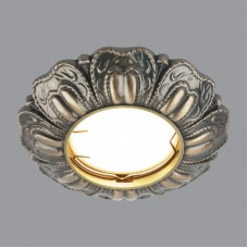 Спот DLS-A102 бронза/золото