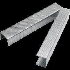 Скобы для меб.степ. 6мм 1000шт. тип 53 41206 Матрикс